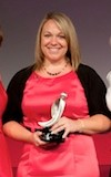 Rangers For The Cure Team Coordinator Earns The 2011 Susan G. Komen National Volunteer of the Year Award image