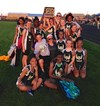 Hamilton Middle School Girls' Track & Field Team Wins First MSL Championship image