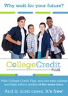 Guide for Students & Families Interested In Ohio's College Credit Plus Program image