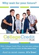 College Credit Plus (CCP) image