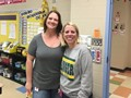 Teacher of the month for September: image
