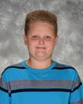 Hayden D. nominated November's Student of the Month image