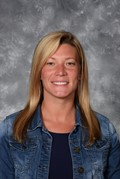 Mrs. Ferrell nominated as December's Support Staff Member of the Month image