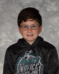 Timothy B. nominated December's Student of the Month image