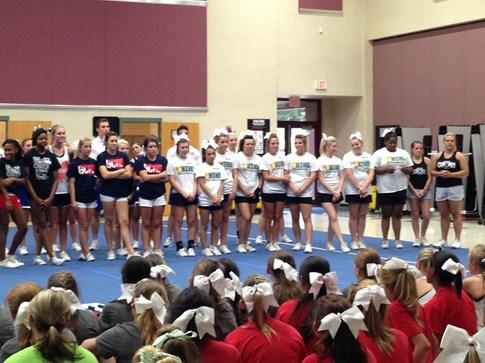 NCA Camp - Senior Ribbons
