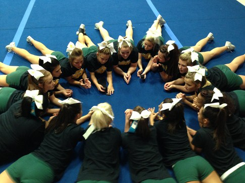 NCA Camp - Varsity Team Time