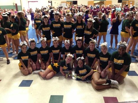 NCA Camp - Varsity (Day 3)