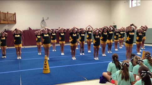 NCA Camp - All High School Cheer