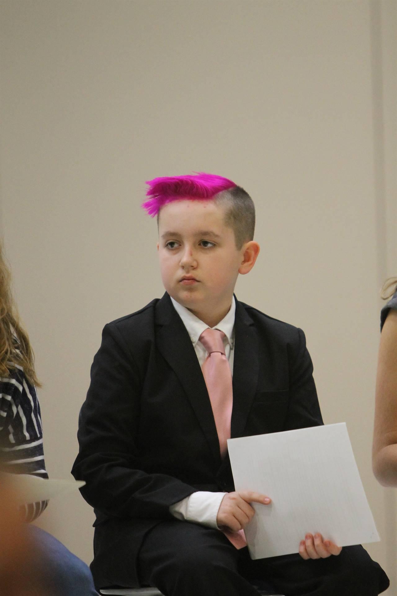 6th grade Honors Assemblyss