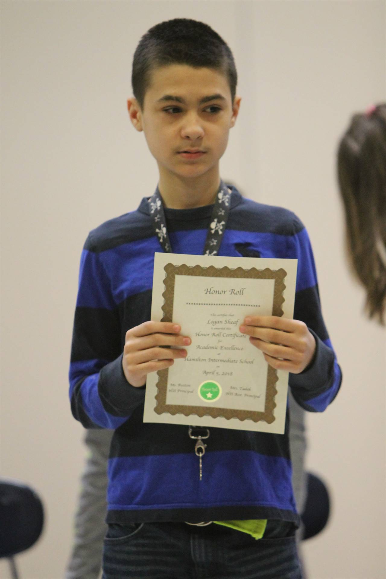 6th grade Honors Assemblyg