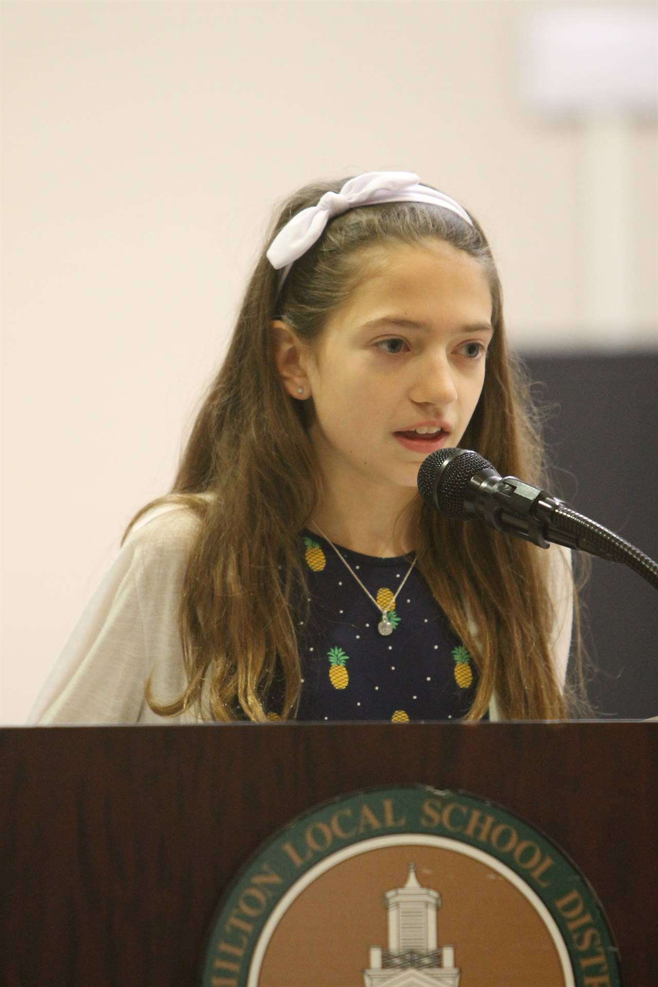 6th grade Honors Assemblyf