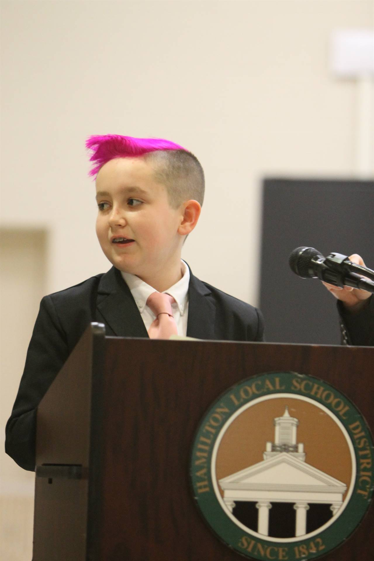 6th grade Honors Assemblyb