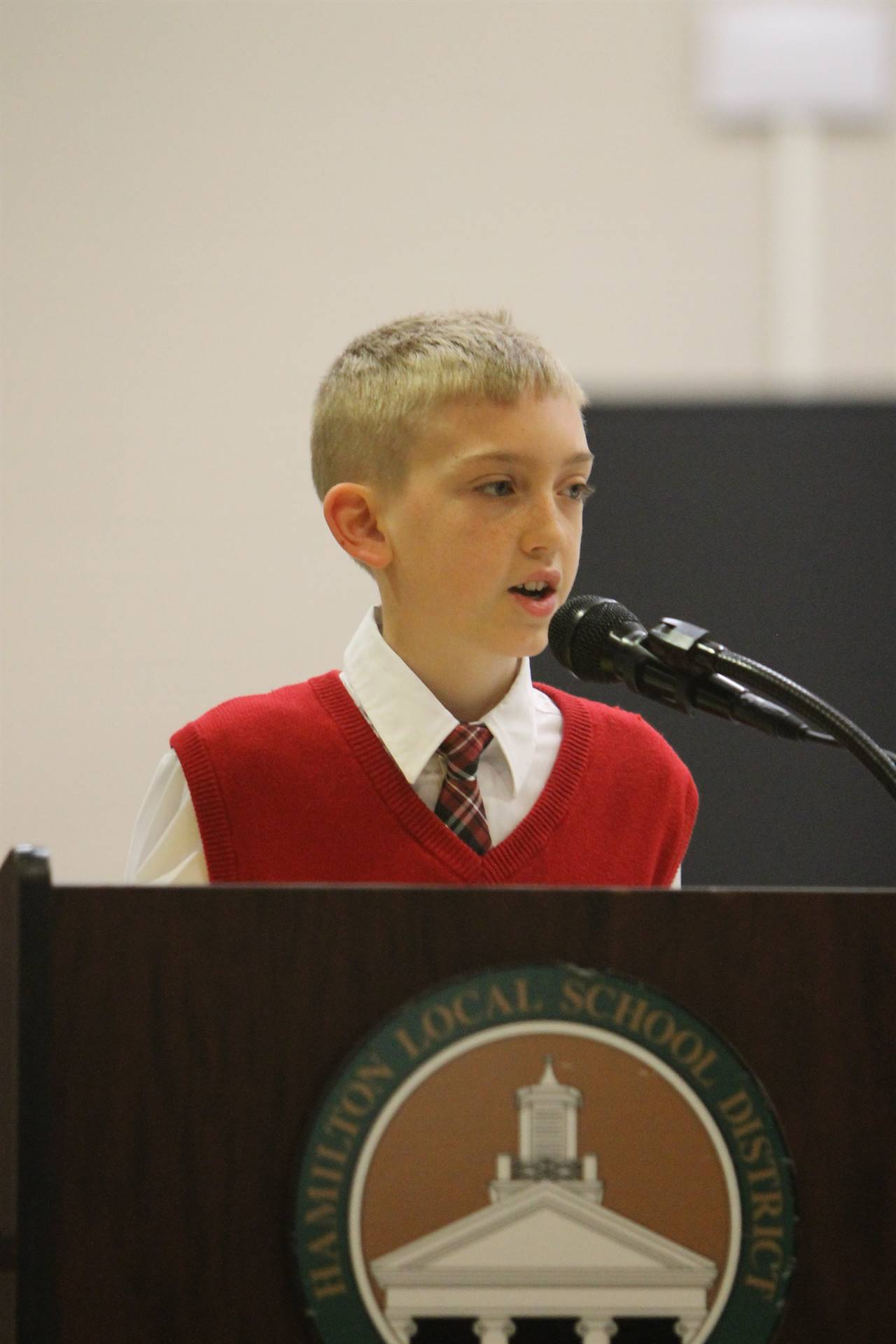 6th grade Honors Assemblyw