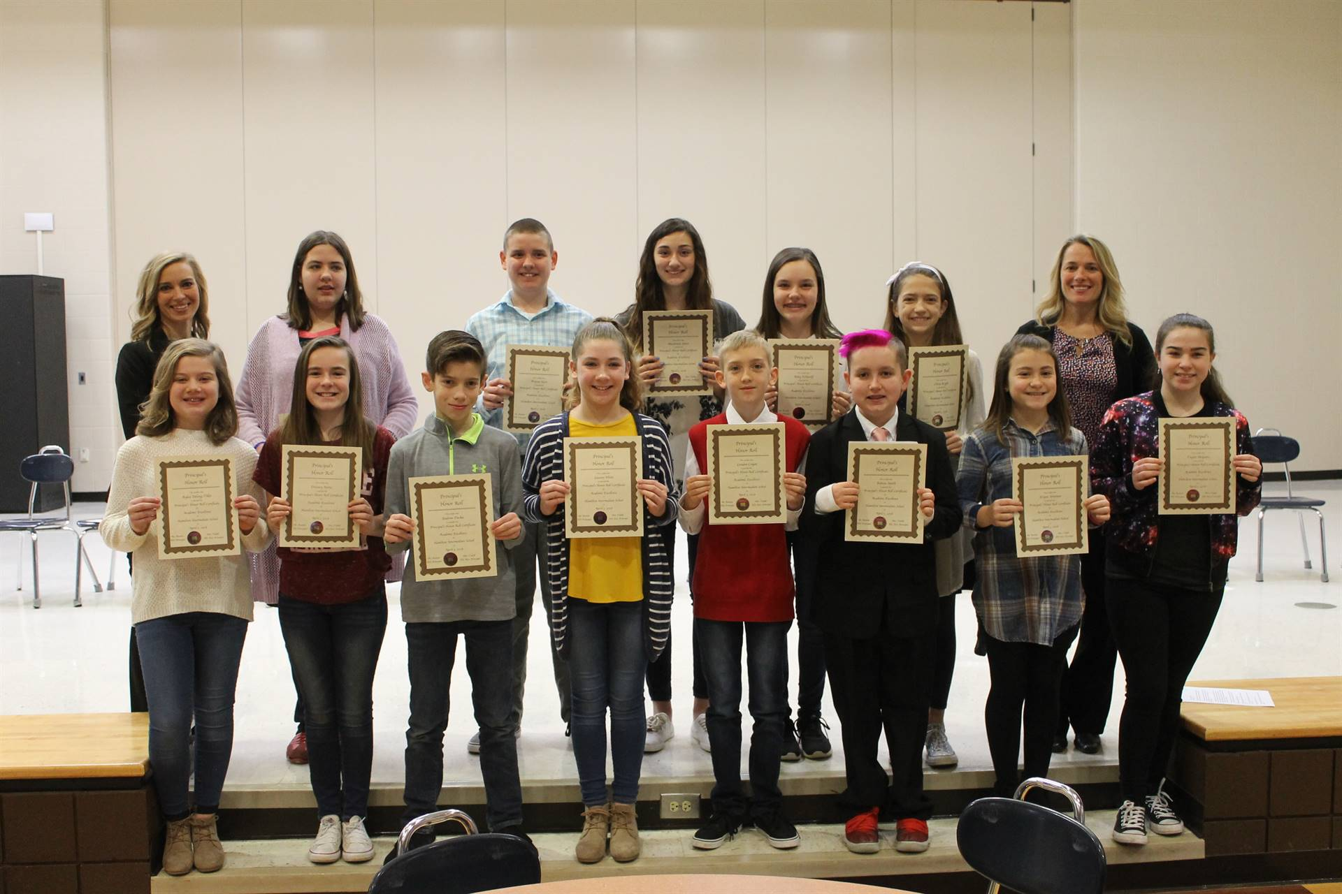 6th grade Honors Assembly9