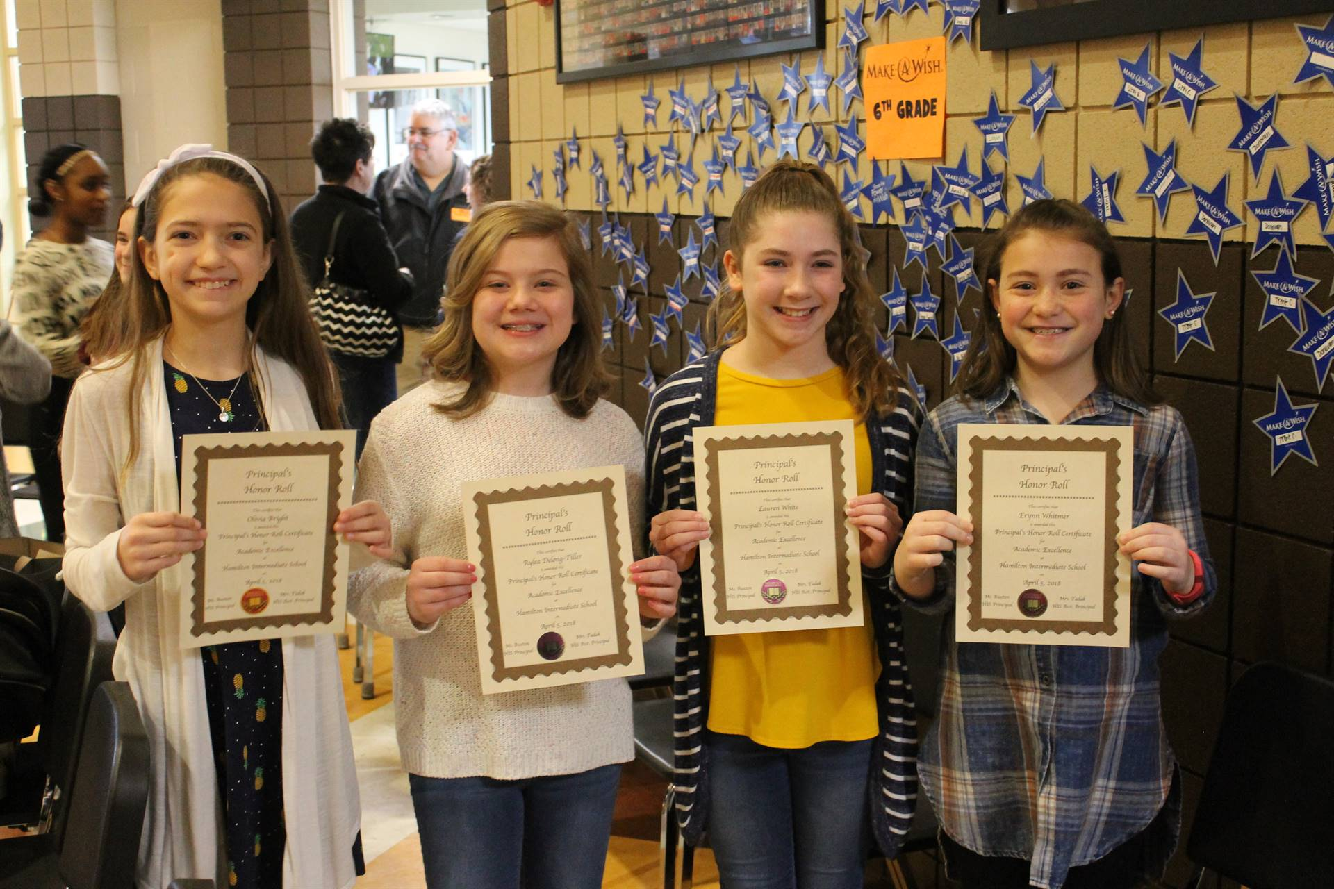 6th grade Honors Assembly1