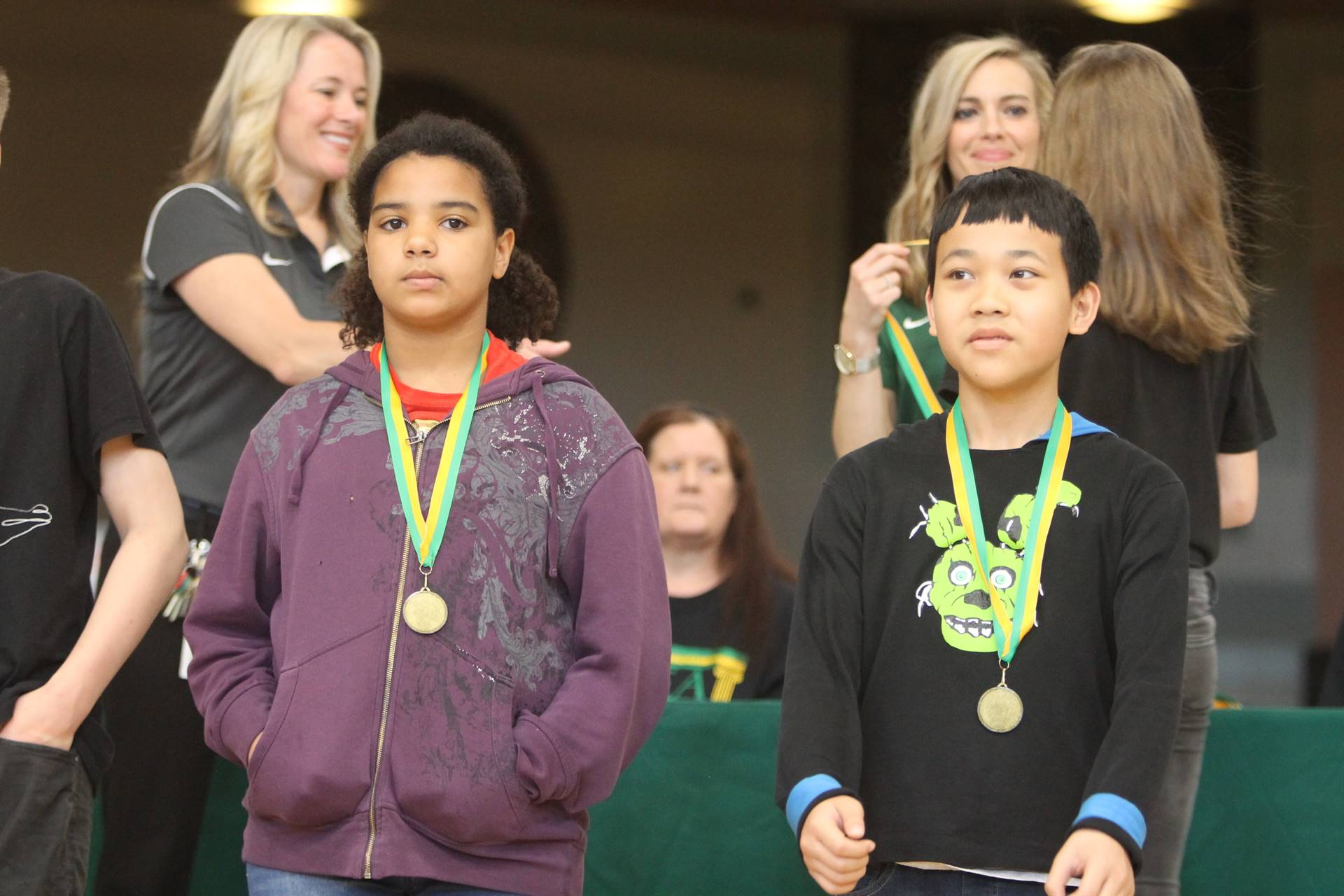 Final Honors Assembly