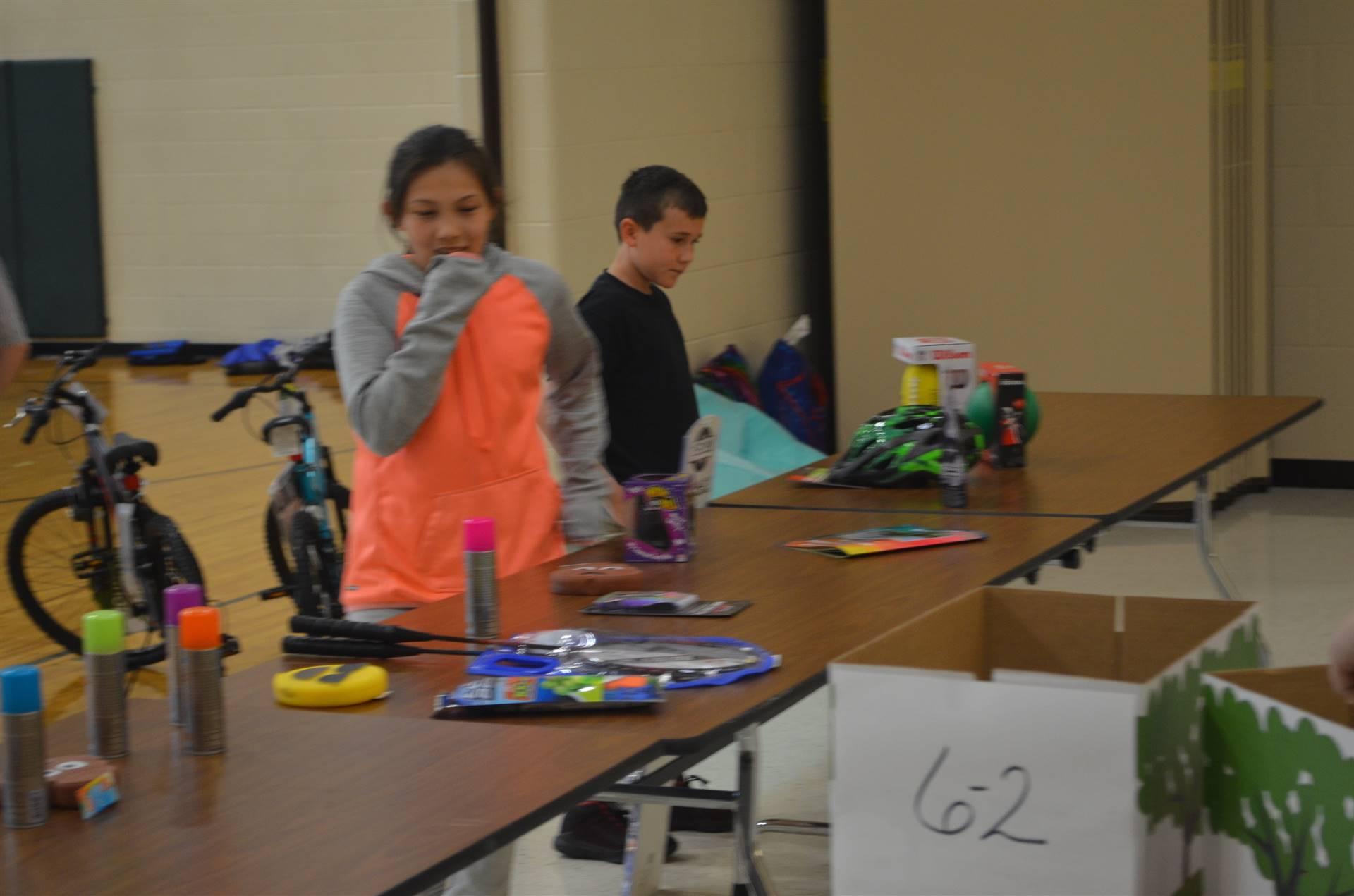 Prize Assembly