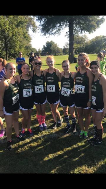 Girls Team- Erin Nance Invite 2018