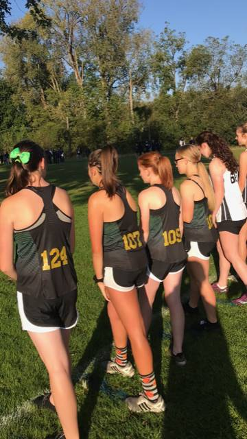 Girls Race- Erin Nance Invite 2018