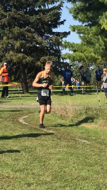 Jeff Salmons- Erin Nance Invite 2018