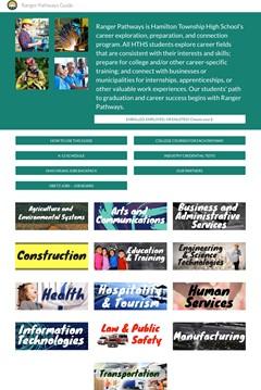 Ranger Pathways Guide Student Website