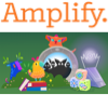Amplify Reading logo