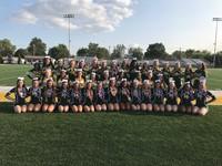 Our 2017 Ranger Football Cheerleaders