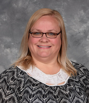 Ms. May is our district Transportation Coordinator
